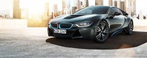top-stage BMW i8